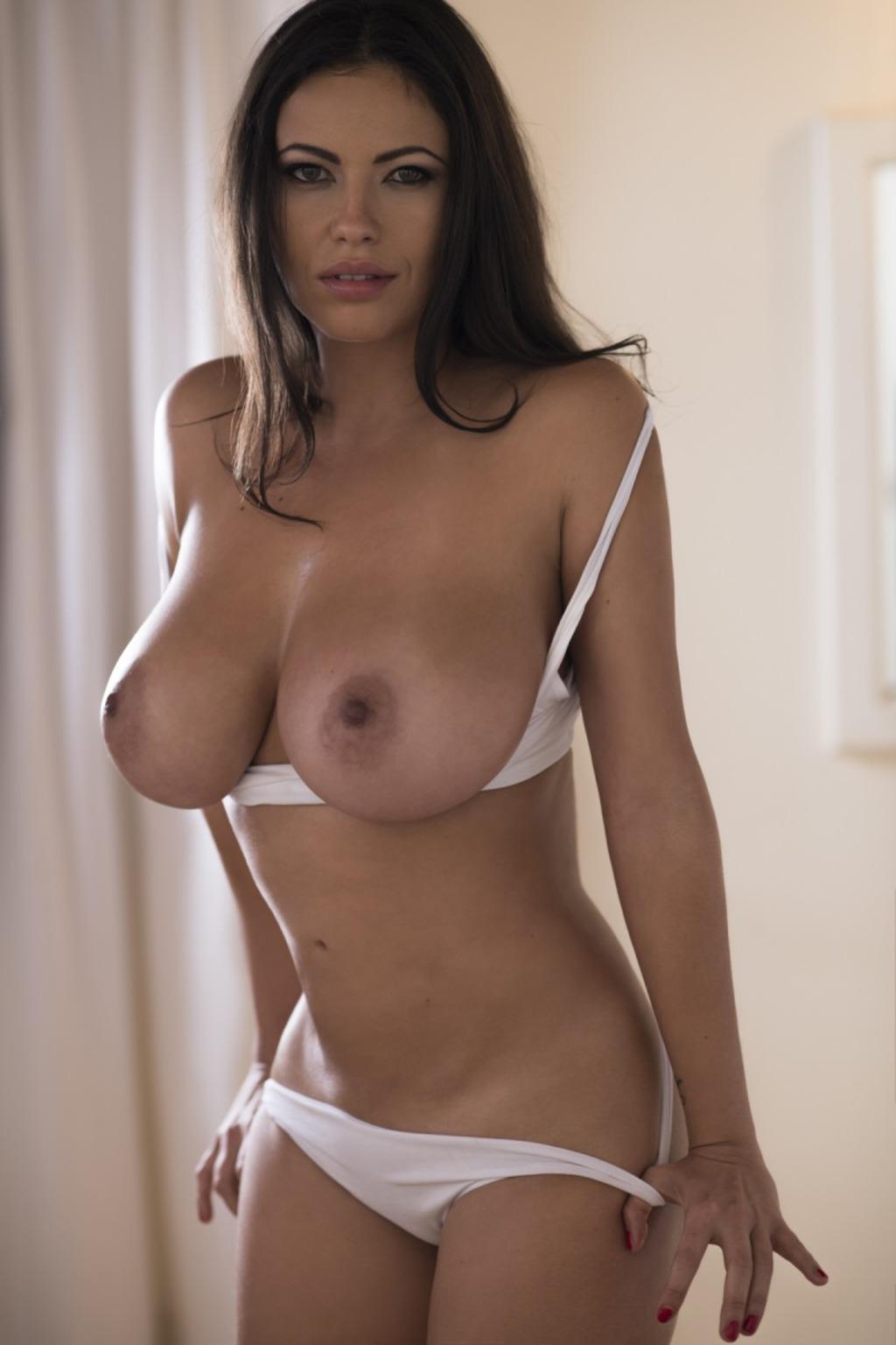 Sexy italian boobs
