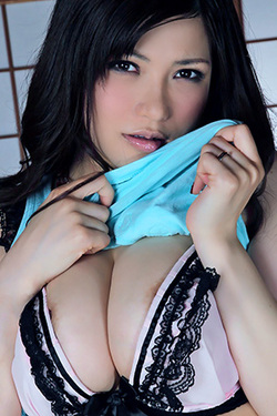 Anri Okita in 'Asian Busty Beauty ' via Sex Asian 18