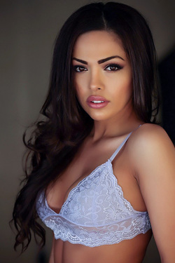 Karla B in 'Busty Beauty' via Alluring Vixens