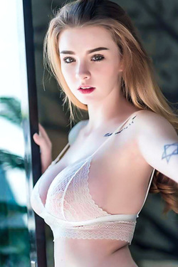 Jessie Vard in 'Cute And Busty' via Mr Skin